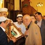 Havza'da Sakal-ı Şerif ziyarete açıldı