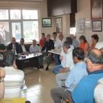 CHP Sinop Milletvekili Karadeniz'den bayram ziyaretleri