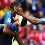 Tarihi maçta 3 puan Fransa'nın!