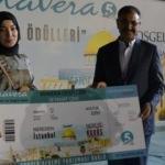 'Kudüs' yarışmasında ödüller sahiplerini buldu