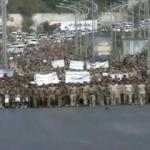 Büyük kaos! Binlerce Peşmerge sokağa indi