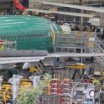 THY'nin ilk Boeing 737 MAX 8 uçağı görüntülendi