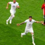 Uruguay, Mısır'ı son dakika golüyle yıktı!