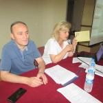 Kavak'ta sandık görevlilerine eğitim