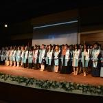 AYBÜ Sağlık Bilimleri Fakültesinde mezuniyet heyecanı