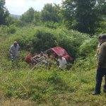 Yığılca'da trafik kazası: 2 yaralı