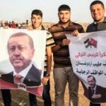 Filistinlilerden Erdoğan'a vefa örneği!