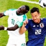 Senegal kaçtı Japonya kovaladı!