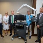 Akdeniz Üniversitesine görüntüleme sistemi hediye edildi
