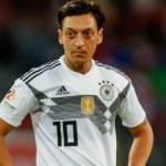 Almanya'dan flaş Mesut Özil açıklaması