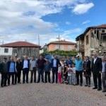 AK Parti Kızılcahamam İlçe Teşkilatından 104 köye ziyaret