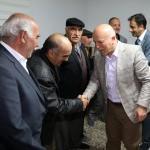 Erzurum Büyükşehir Belediye Başkanı Sekmen'in ziyaretleri