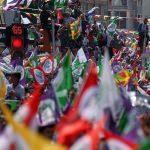 HDP'nin Van mitingi