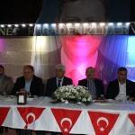 AK Parti Bursa Milletvekili Müezzinoğlu, Edirne'de
