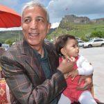 AK Parti Kars milletvekili adayı Kılıç'tan esnaf ziyareti
