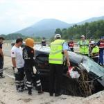 Bilecik'te trafik kazası: 3 ölü