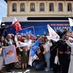 AK Parti Taşköprü mitingi