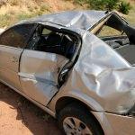 Malatya'da otomobil uçuruma yuvarlandı: 2 ölü, 1 yaralı