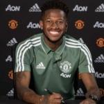 Fred resmen Manchester United'da!