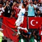 Ronaldo'nun golündeki görüntü gündem oldu!