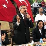 Milletvekili Yayman, Samandağ'da vatandaşlarla buluştu