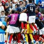 7 gollü çılgın maçta Fransa, Arjantin'i dağıttı!