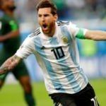 Arjantin zor da olsa gruptan çıktı!