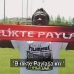Asamoah Gyan'dan Türkiye mesajı