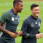 Boateng'den Mesut Özil tepkisi! 'Saygı...'