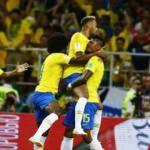 Brezilya hata yapmadı grubu lider bitirdi!