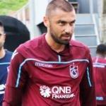 Trabzonspor'da Burak Yılmaz sevinci