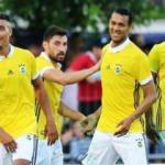 Fenerbahçe'de Souza-Topal krizine veda!