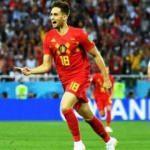 Liderlik maçında kazanan Belçika!