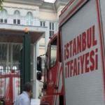 Mimar Sinan Üniversitesi'nde yangın!