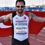 Ramil Guliyev rekor kırarak altına uzandı!