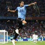 Ronaldo sustu Cavani coştu! Uruguay turladı