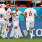 Tunus zaferle veda etti, tarihe geçti!