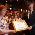 İYİ Parti Kayseri milletvekili mazbatasını aldı