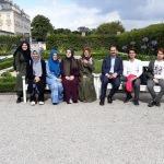 Atakum Anadolu İHL öğrencileri Almanya'da staj yaptı