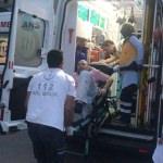 Sakarya'da tavukçu dükkanında silahlı saldırı: 1 yaralı