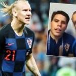 Vida'dan maç sonunda Rusları çıldırtan sözler!