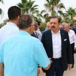 Osmaniye TSO başkanı ve yardımcısına silahlı saldırı