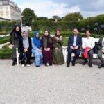 Atakum AİHL öğrencileri şimdi de Almanya'da
