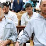 İran sekizini de idam etti!