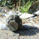 Bilecik'ta patlamamış el bombası bulundu
