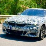 BMW 3 Serisi Nice yollarında görüntülendi