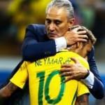 Brezilya hocası Tite, Neymar'a sahip çıktı!