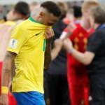 Brezilya yıkıldı! 2-0'dan geri dönemediler