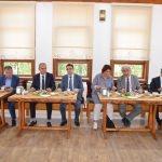 Akseki'de senato toplantısı