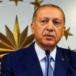 Erdoğan, IKBY Başbakanı Barzani ile görüştü